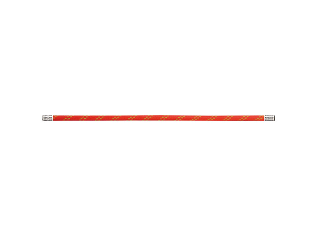 Edelrid Static Float - Corde d'escalade - 11,0mm 50m jaune/orange